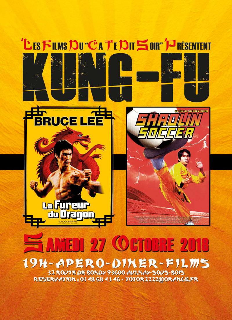Infographiste Indépendant, création d'affiches de films, cinéma d'art martiaux