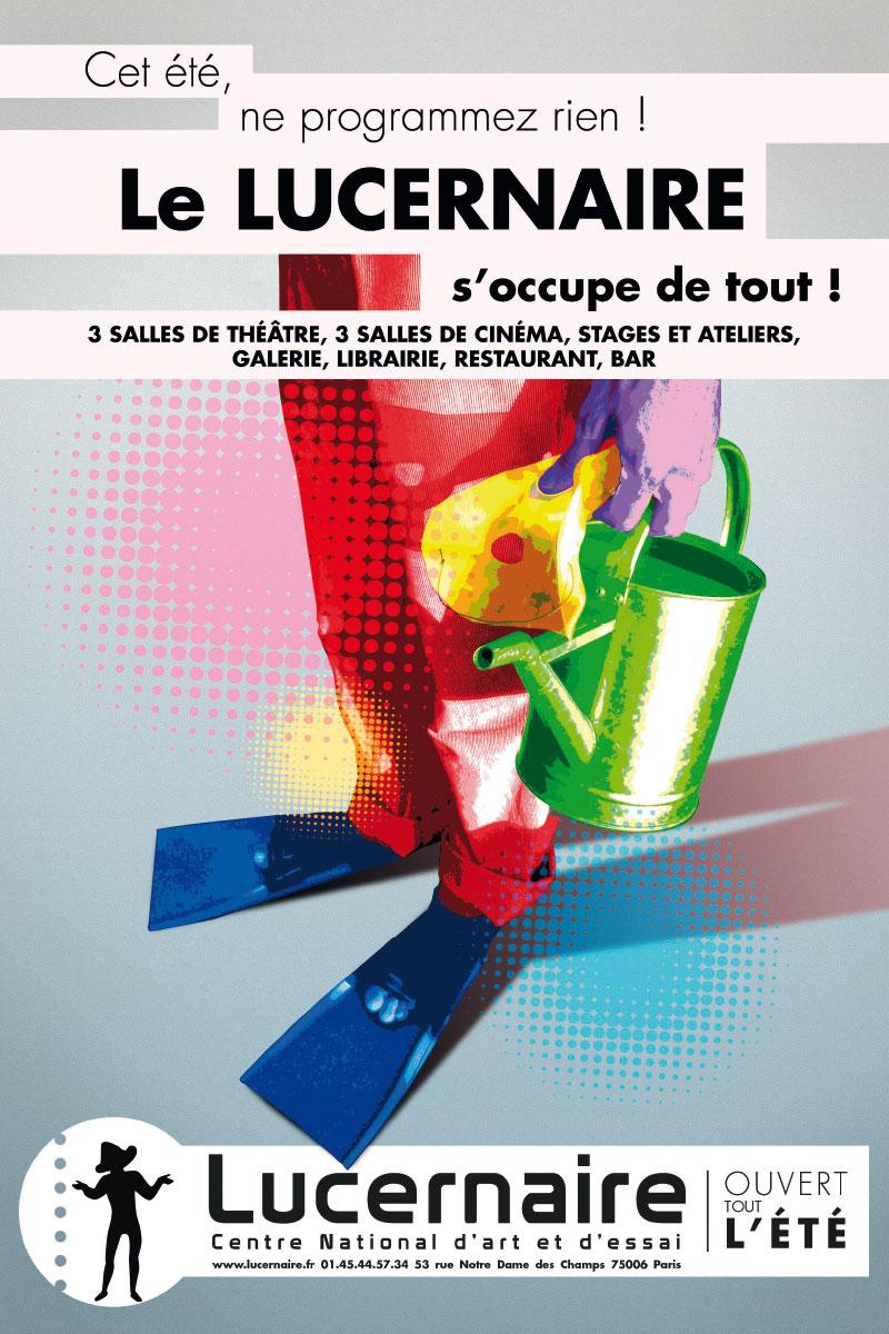Infographiste indépendant, création d'affiches de théâtre