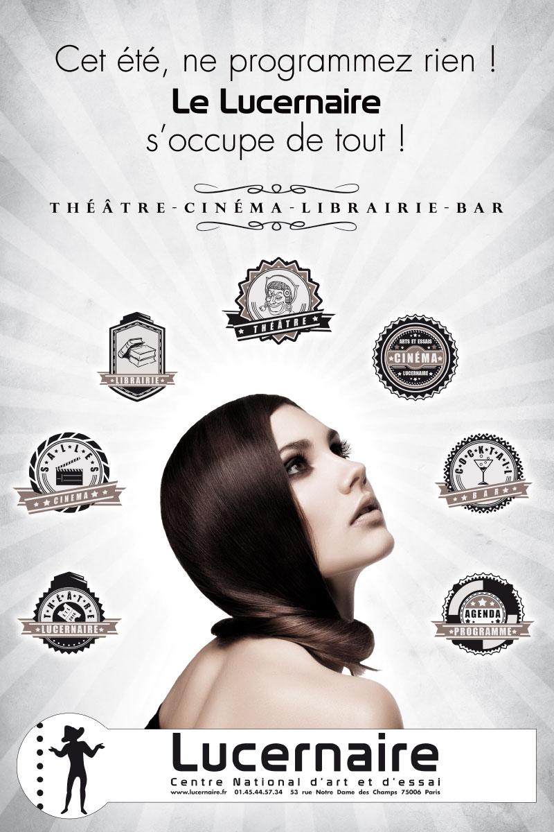 Infographiste indépendant, création d'affiches de théâtre, pièces