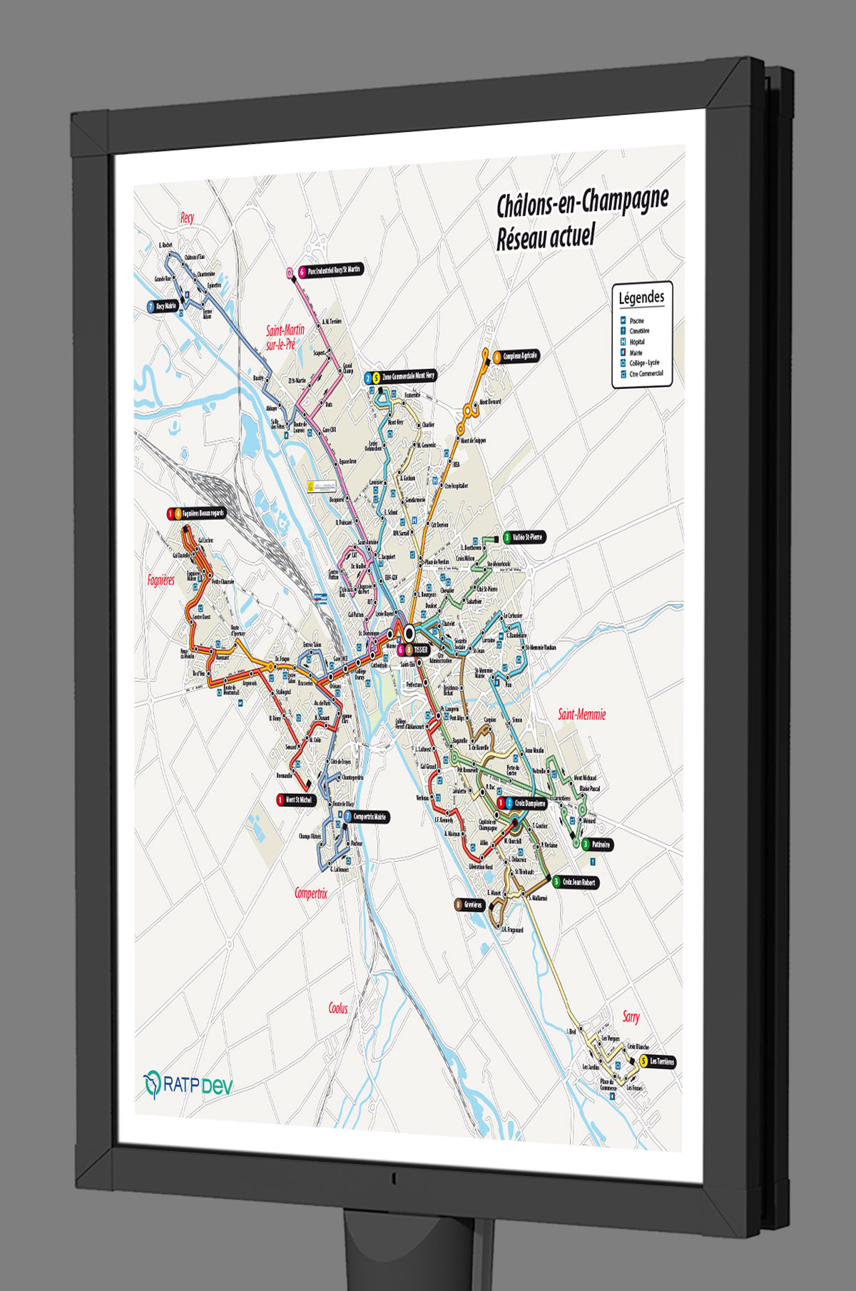 Infographiste indépendant, création et mise en page de cartographies et infographies, réseaux de transports publics