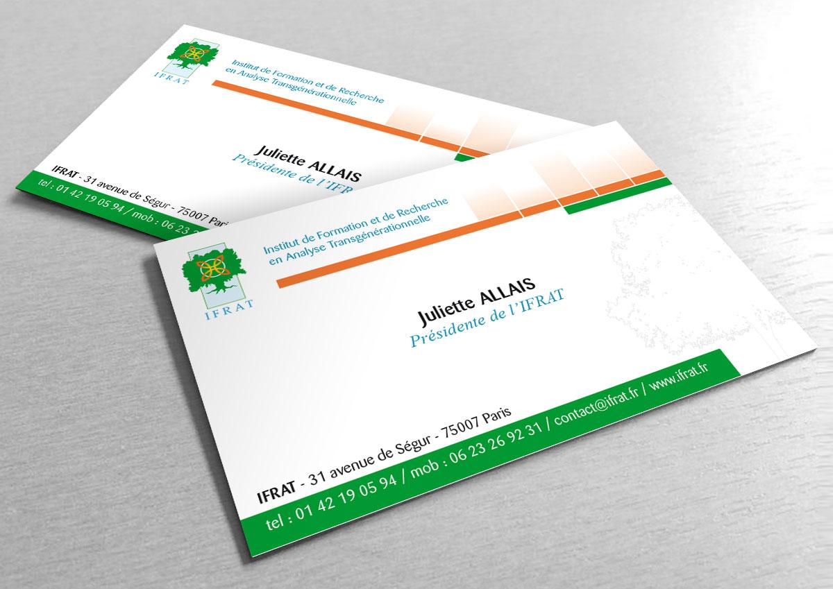 Infographiste Indépendant, création de charte graphique, logo et carte de visite atelier formation