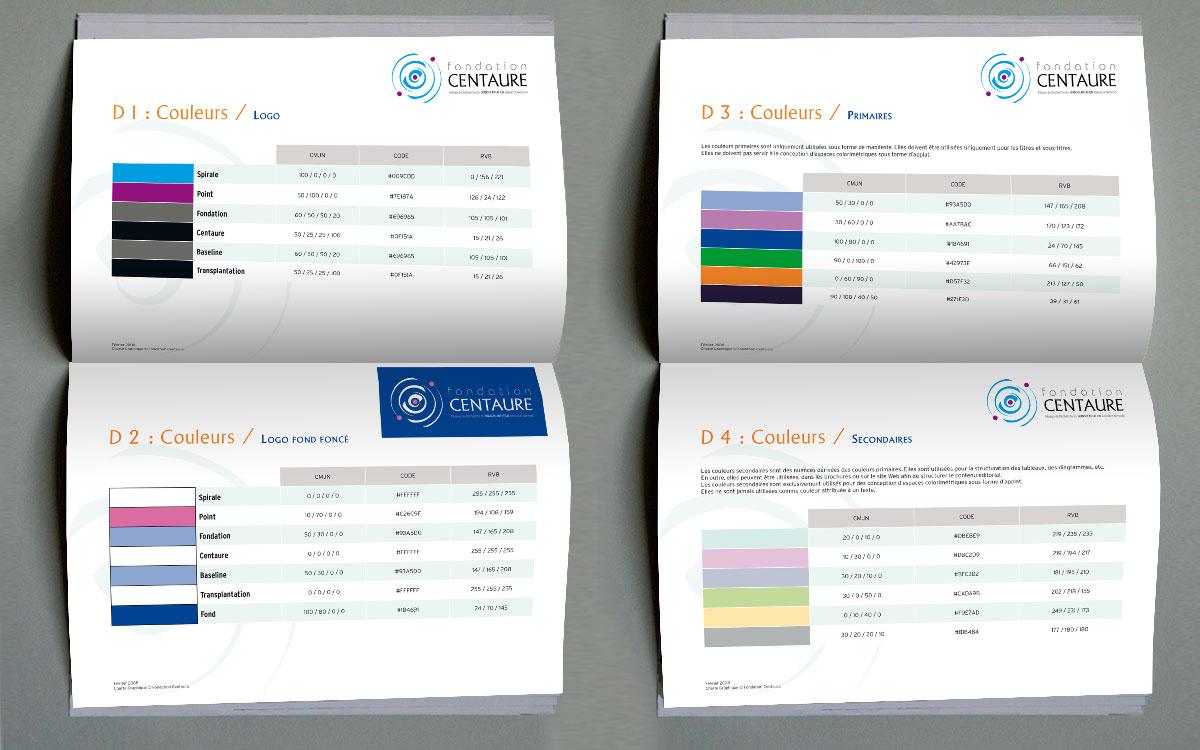 Infographiste indépendant, création de charte graphique, secteur santé scientifique