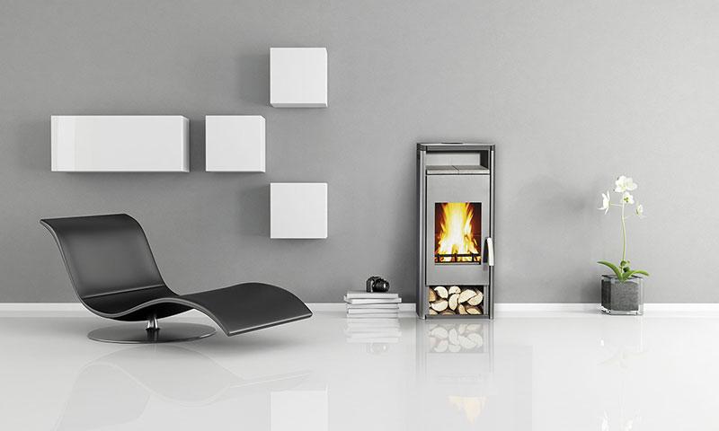Infographiste indépendant, création graphique photomontage chauffage
