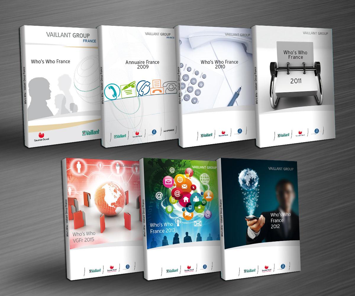 Infographiste indépendant, création et mise en page communication annuaires et who's who