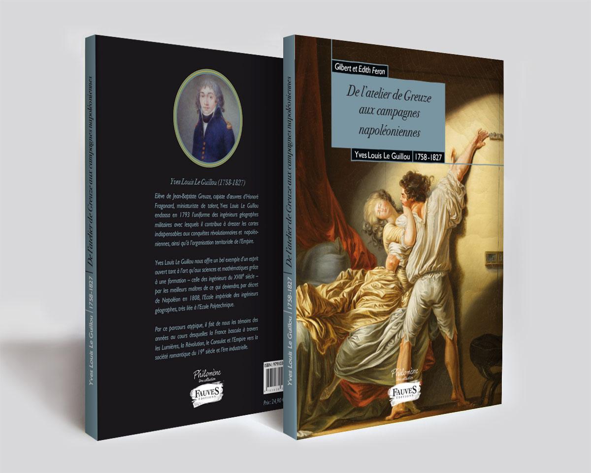 Création et mise en page de livres d'histoire de collection artistique sous Napoléon