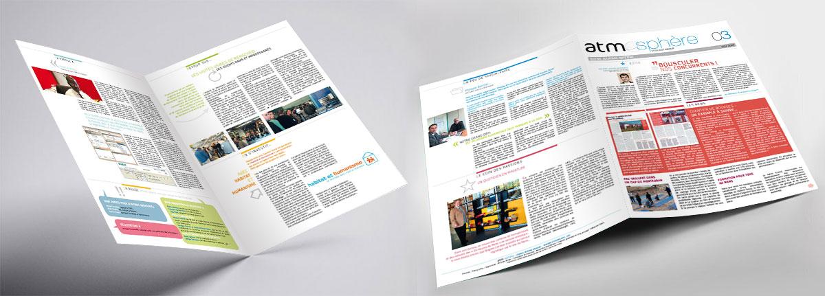 Infographiste indépendant, création et  mise en page de magazines de société