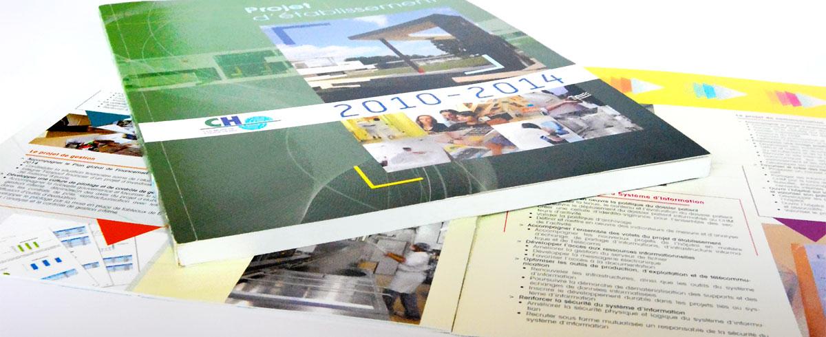 Infographiste indépendant, création et mise en page de rapports d'activité, prise en charge des patients