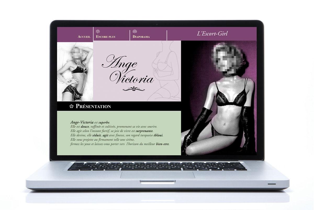 Infographiste indépendant, création de site internet escort girl