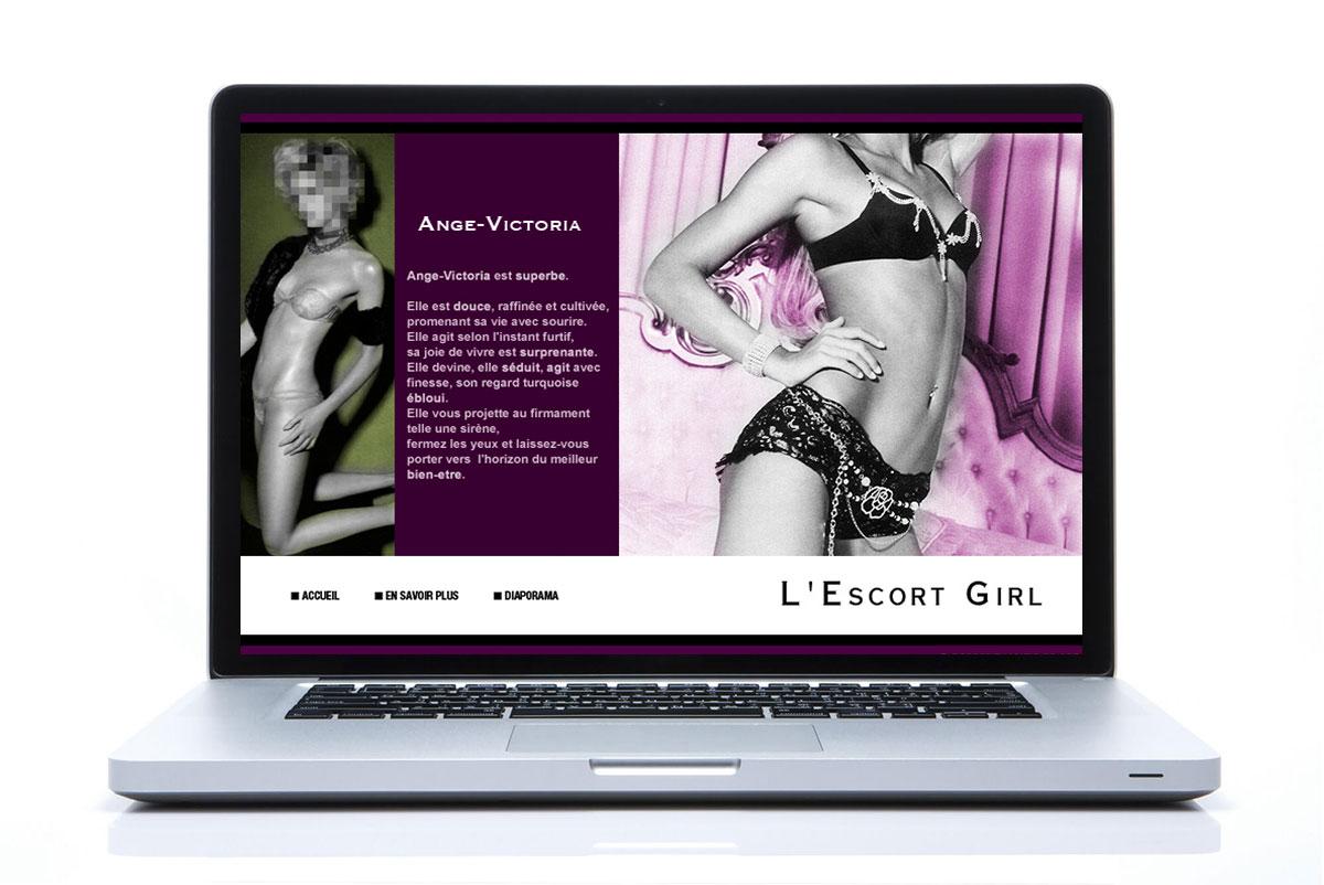 Infographiste indépendant, création de site internet escort girl aussi