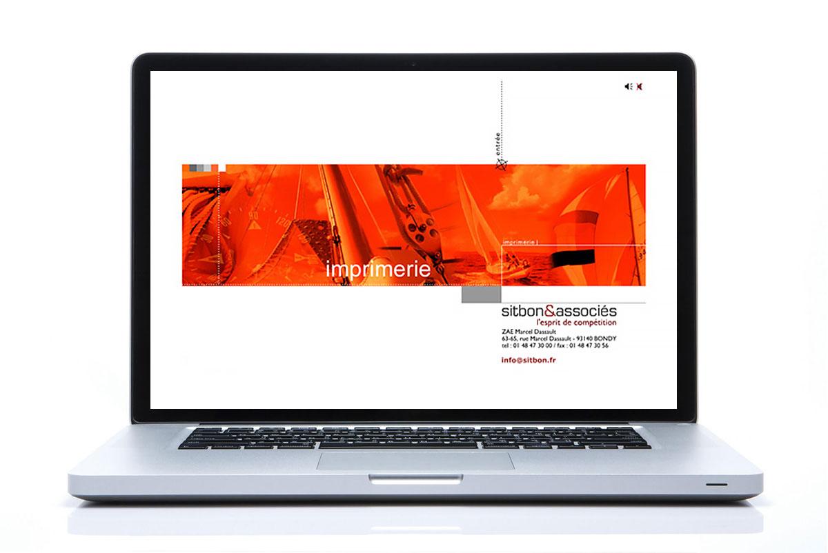 Infographiste indépendant, création de site internet imprimeur