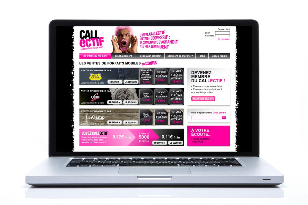 Infographiste indépendant, création de site internet sponsoring